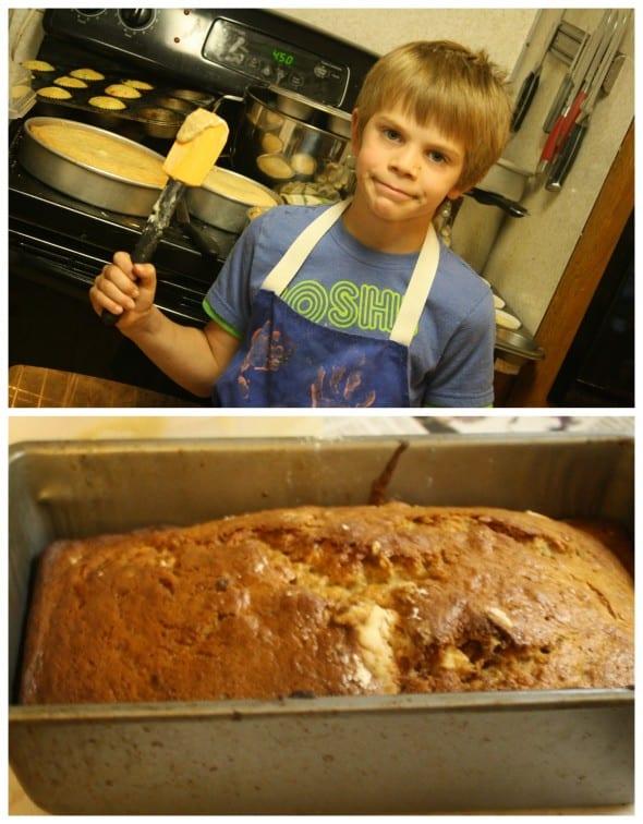 Noah Banana Bread