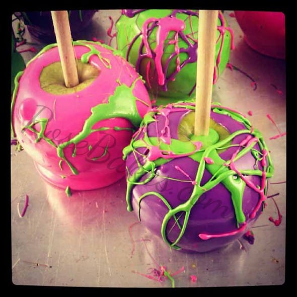 Bright Candy Apples Instagram WM