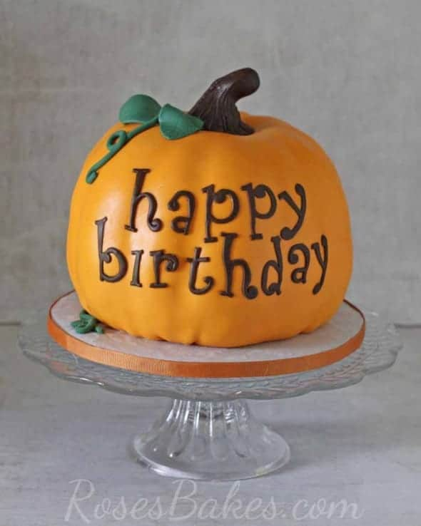 Pumpkin Cake 4