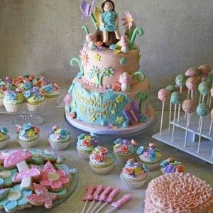 Vintage Fairy Party