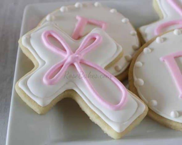 Soft Cake Cookies