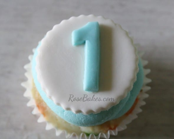 1 Cupcakes