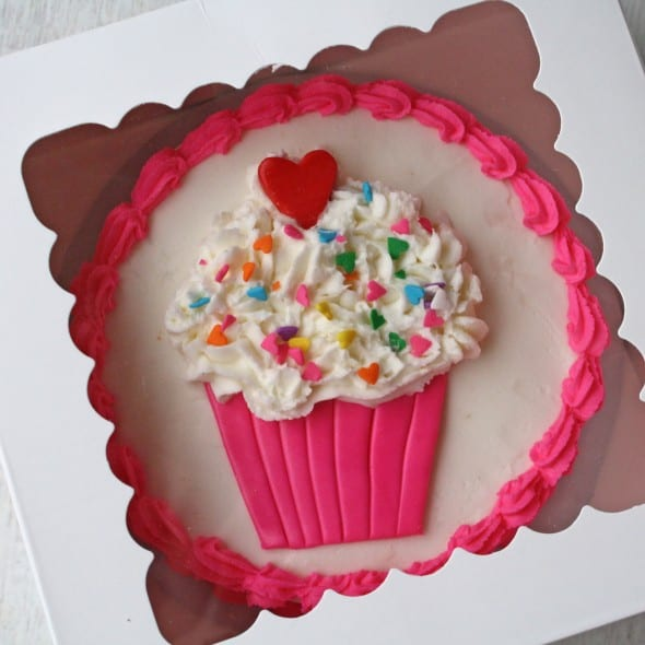 Cupcake Smash Cake Boxed NL