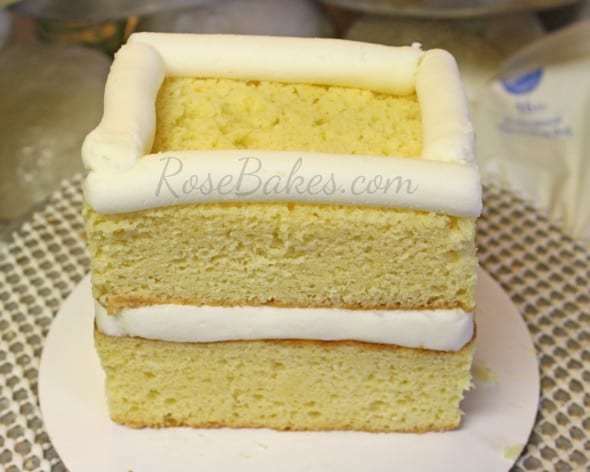 How to Make a Bed Cake 03
