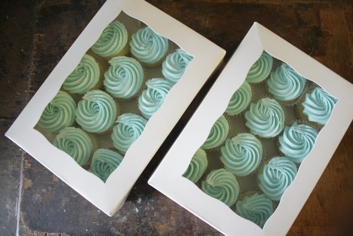 giveaway cupcakes