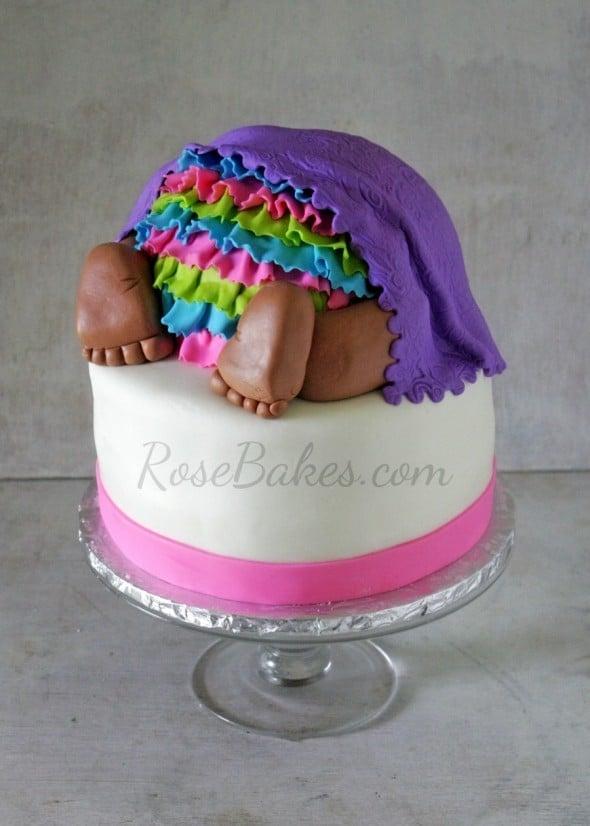 Bum Cake Recipe