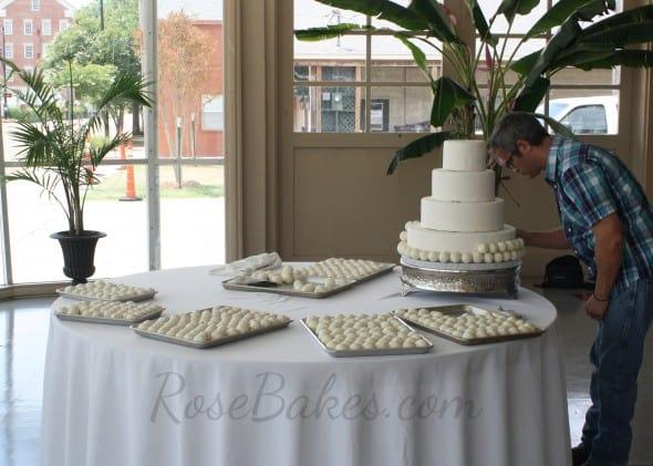 Cake Ballls Wedding Cake 03