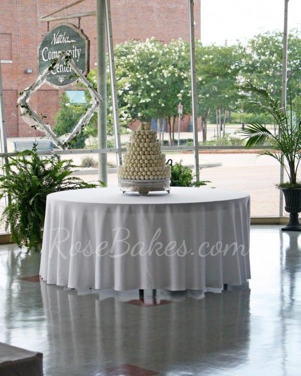 Cake Balls Wedding Cake 06 WM