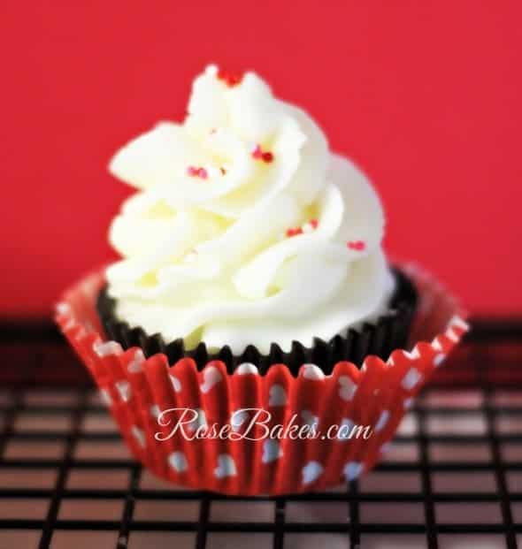 Valentines Cupcake