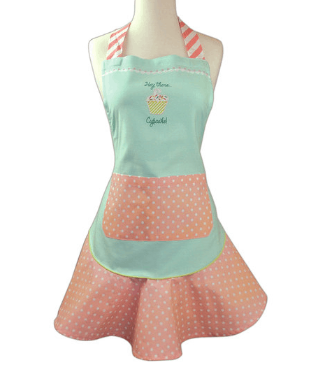 Hey There Cupcake Apron