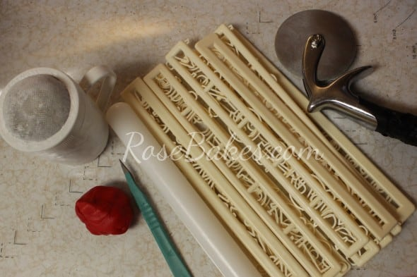 How to Use Tappit Letter Cutters 01