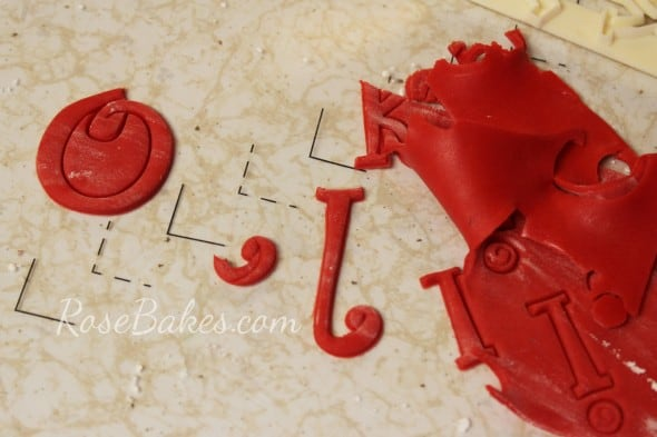How to Use Tappit Letter Cutters 10