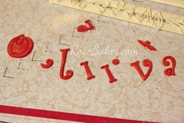 How to Use Tappit Letter Cutters 11