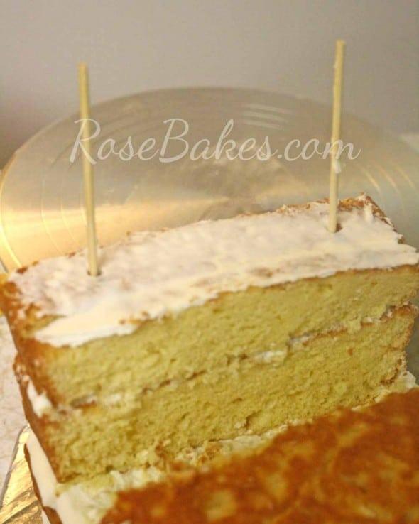 How to Carve a Ship Cake 10