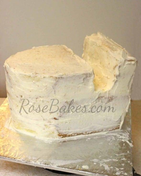 How to Carve a Ship Cake 11