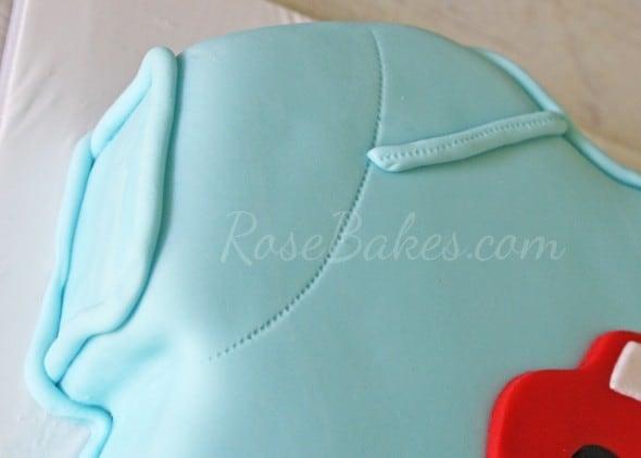 Onesie Cake Sleeve