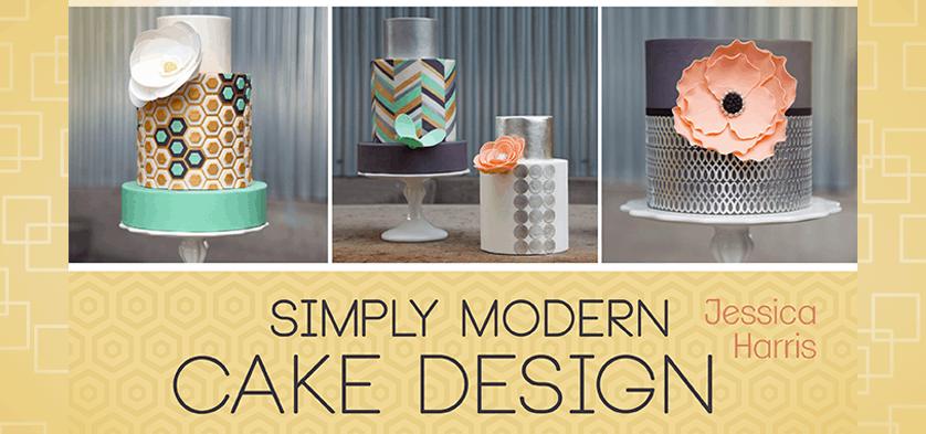Simply Modern Cake Design