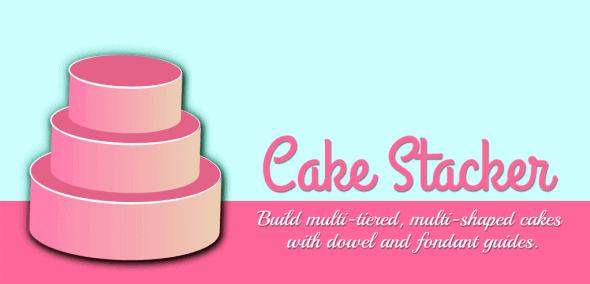 Cake Stacker App