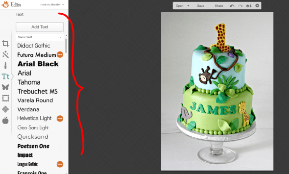 Easy Way to Watermark a Picture with PicMonkey 06