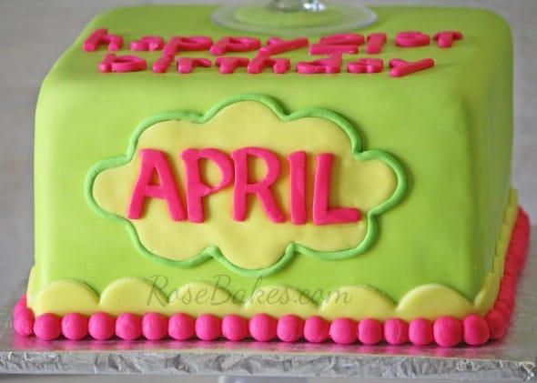 St Birthday Cake Molds
