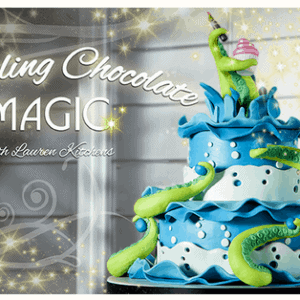 Modeling Chocolate Magic Lauren Kitchens