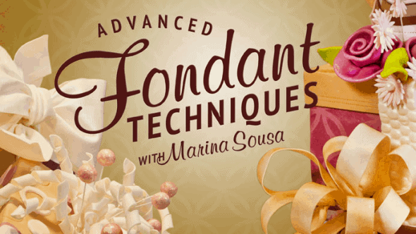 Advanced Fondant Techniques Class