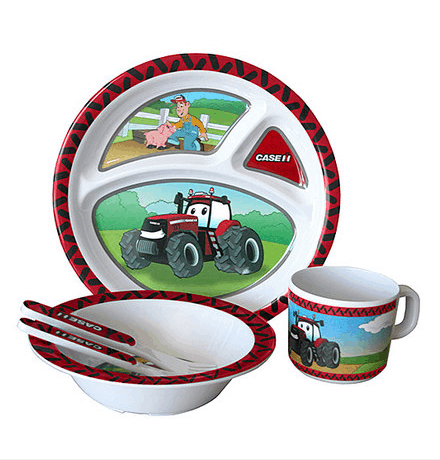 Tractor Plate Set