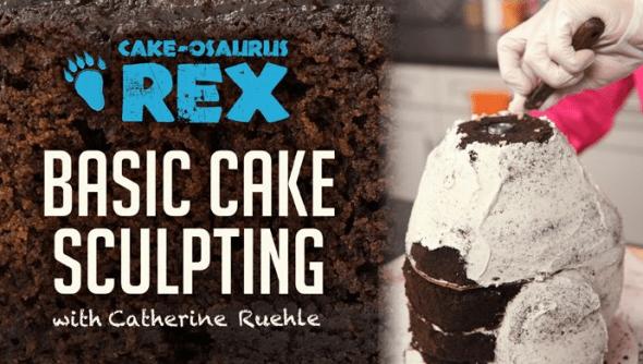 Basic Cake Scultping