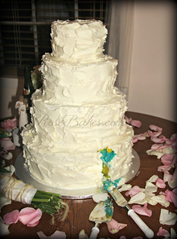 how much wedding cake how much cake do i need for my wedding bakes 15536