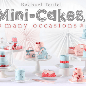 Mini Cakes Many Occassions