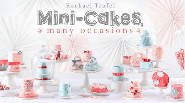 Mini-Cakes Many Occasions