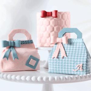 Mini Purse Cakes
