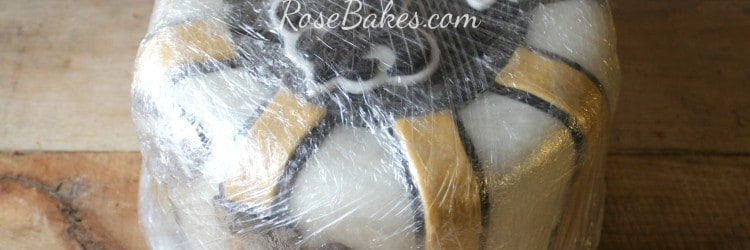 Can You Freeze a Fondant Decorated Cake? - Rose Bakes