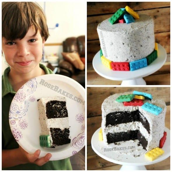 Caleb's 13th Birthday Cake