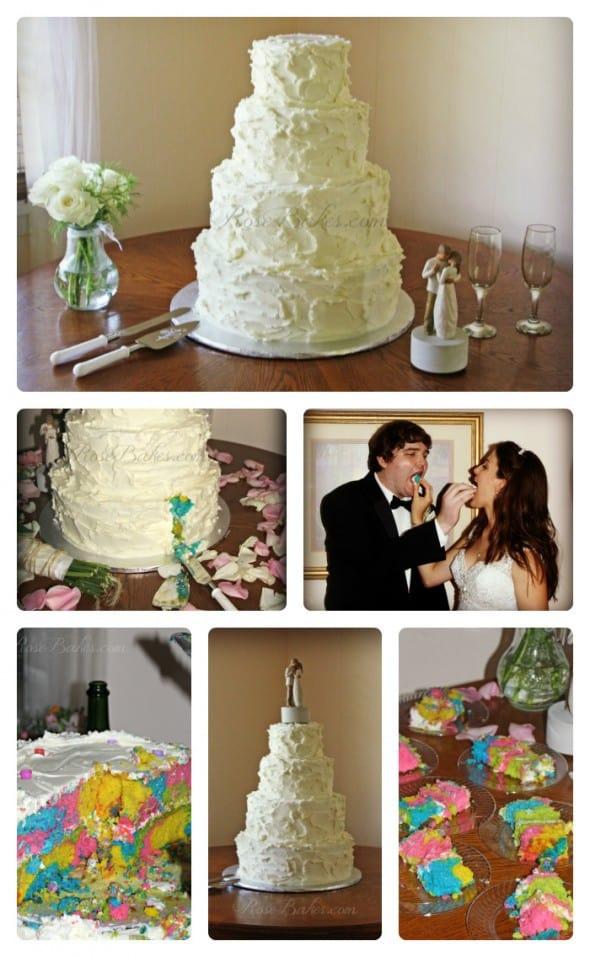 Kim's Wedding Collage