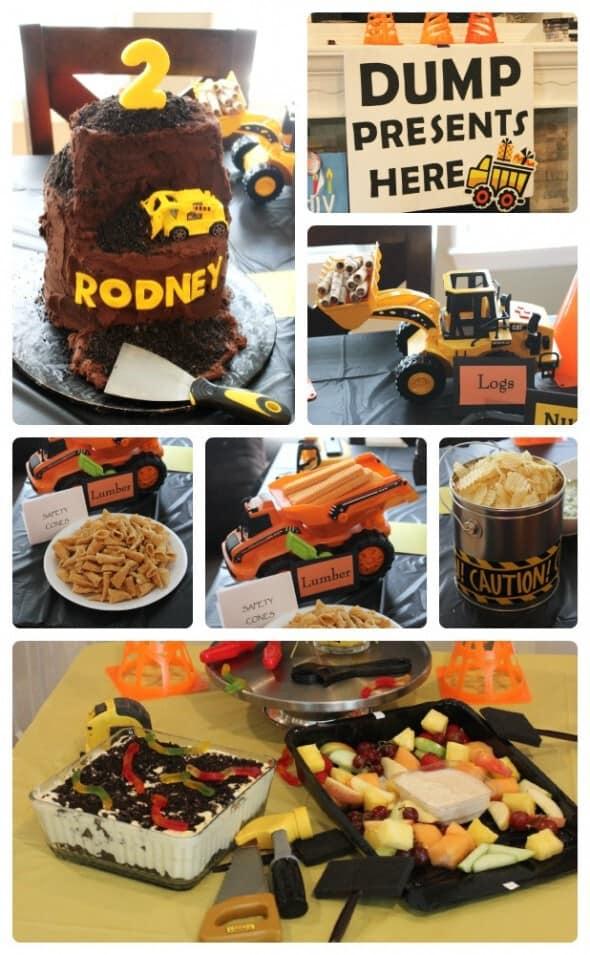 Rodney's Construction Party