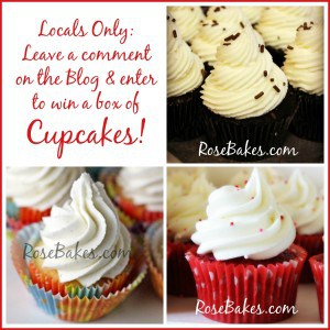 Win Cupcakes!