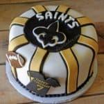 Saints Cake