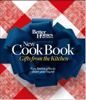 Better Homes & Garden Cookbook