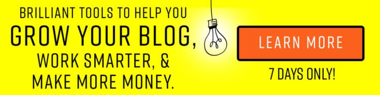 The Brilliant Blogger's Toolkit