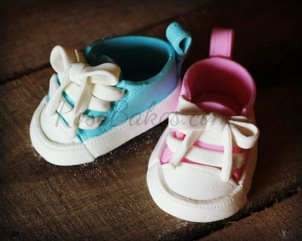 Boy or Girl Tiny Converse Shoes