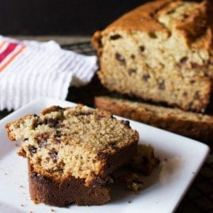 Chocolate Chip Banana Bread 5
