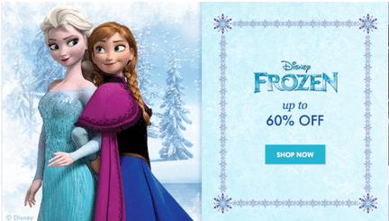 Frozen Sale