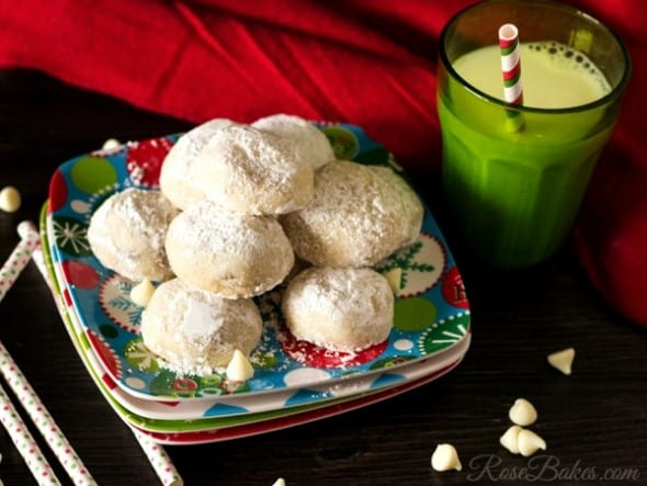 White Chocolate P-ecan Snowball Cookies WM 2