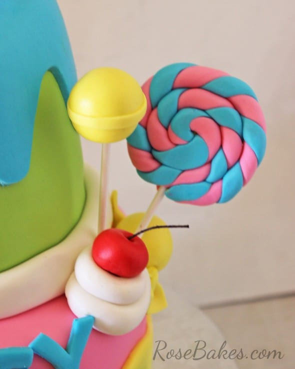 Lollipops and Cherries