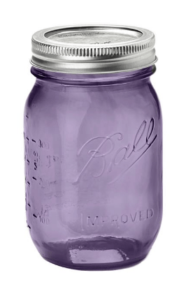Click HERE for Purple Ball Jars!
