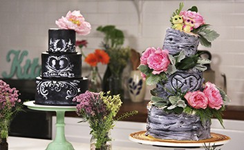 Rustic Wedding Cake Trends Course