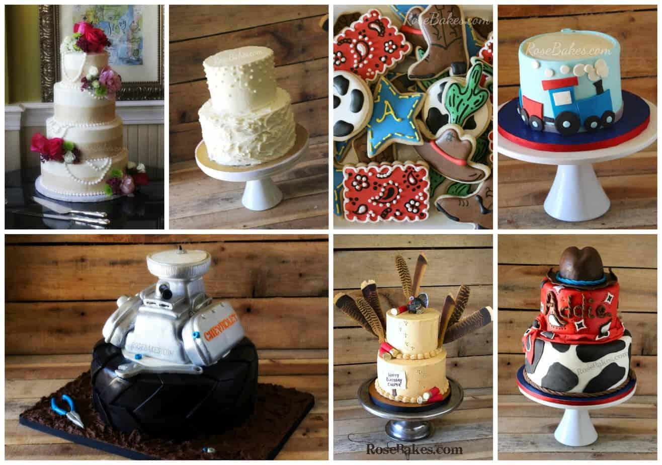 Cake Weekend