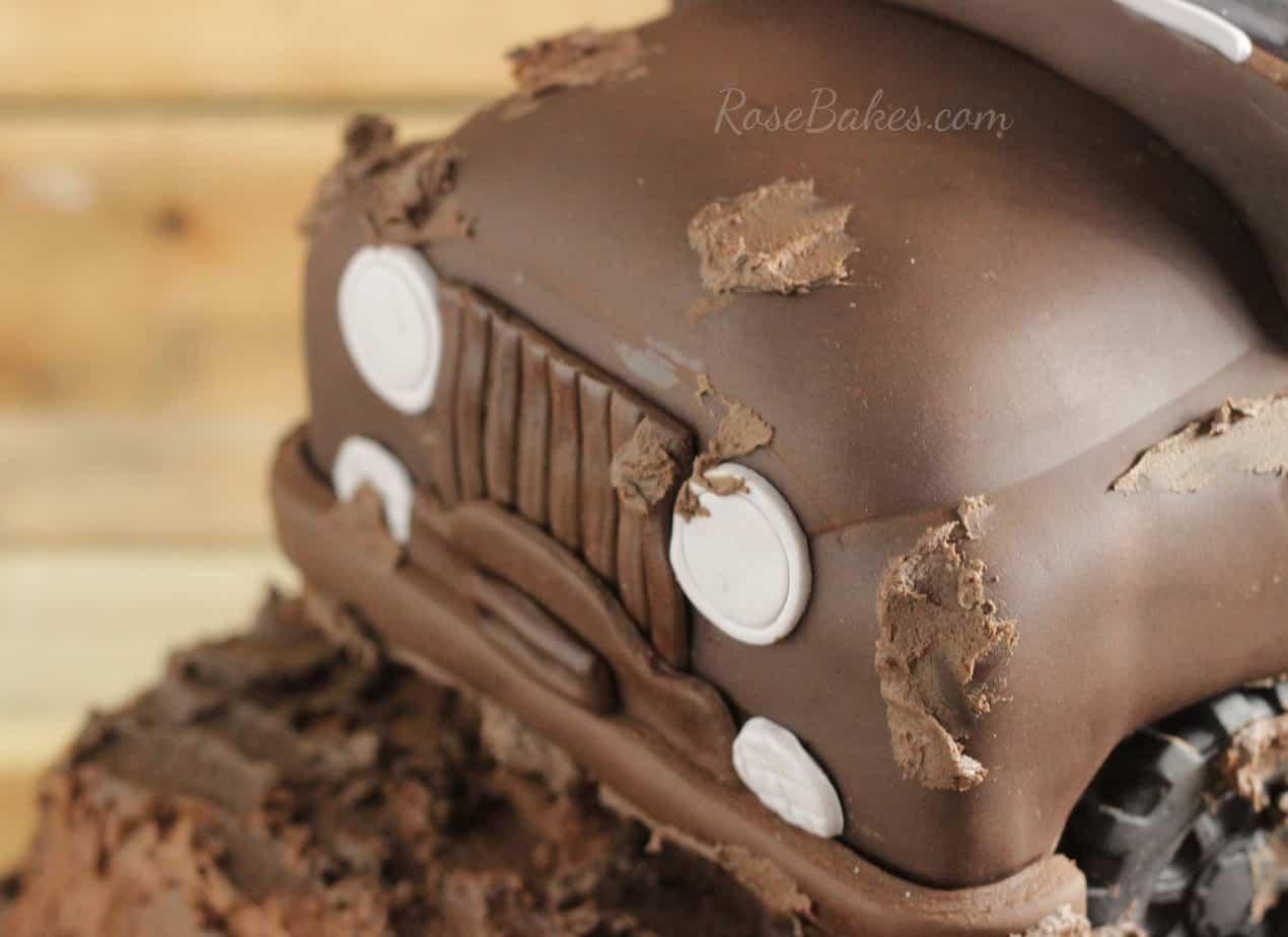Jepp Front Cake