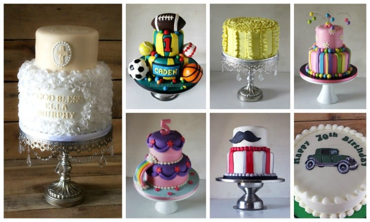 March 13-14 Cakes